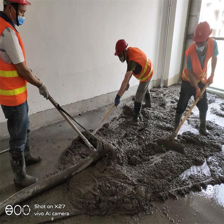 室内地暖找平回填轻集料混凝土