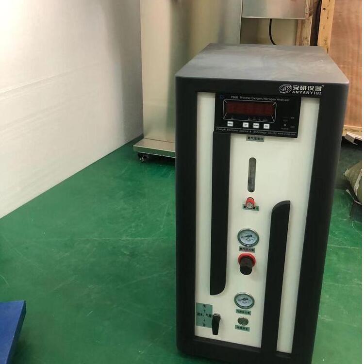包装充氮气膜分离20L氮气发生器