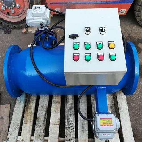 反冲洗排污过滤器