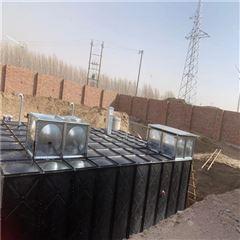 详细了解地埋箱泵一体化消防泵站的组成