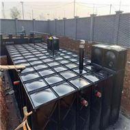 地埋一体化消防水池做好基础建设