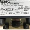 供应SV1-10系列EMG伺服阀