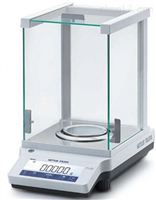 METTLER梅特勒 萬分之一天平 0.1mg分析天平